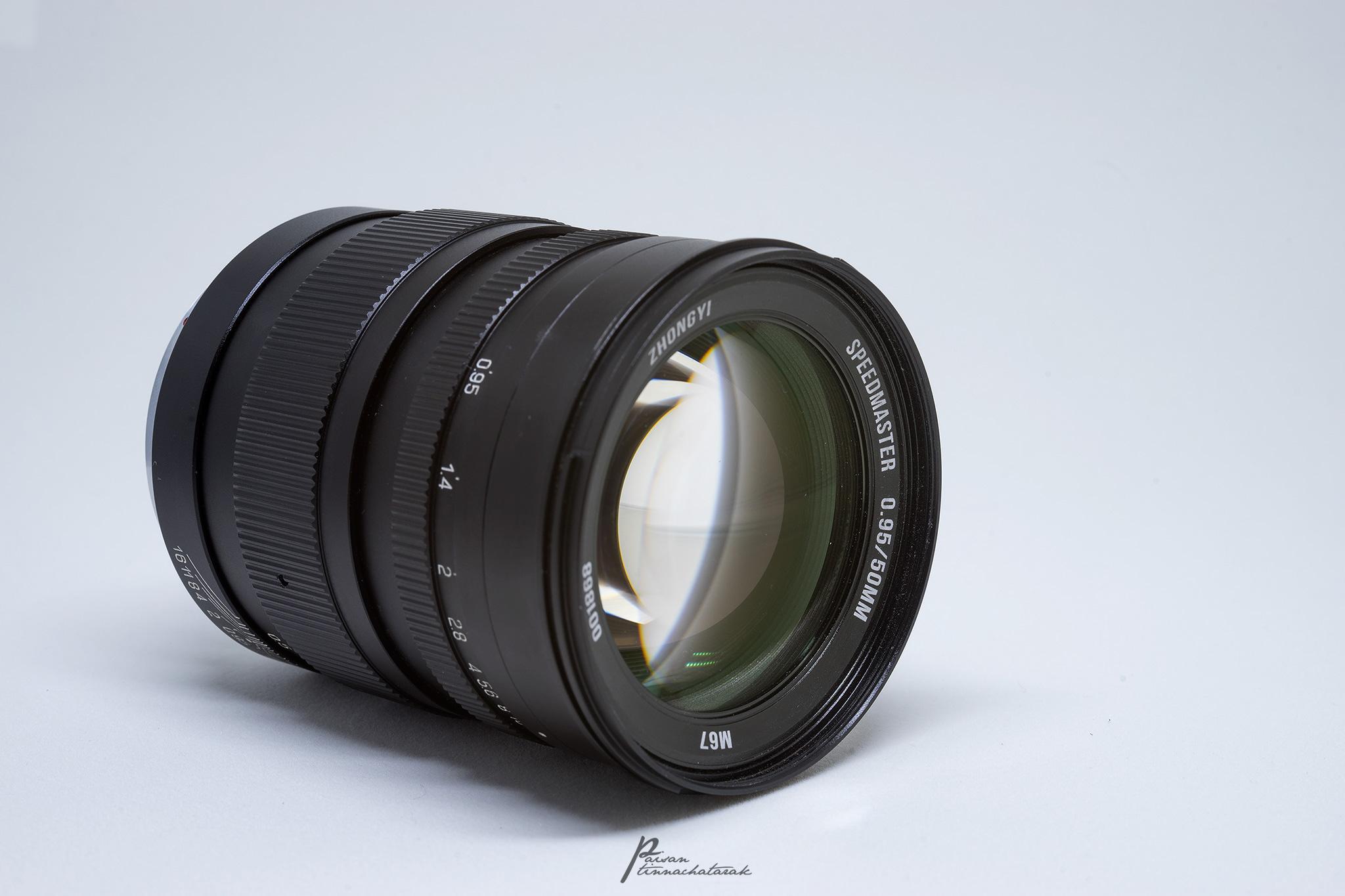 Mitakon 50mm f/0.95 FE