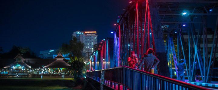 ขัวเหล็ก The Iron Bridge