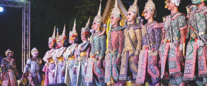 Khon To Celebrate Coronation of King Rama X