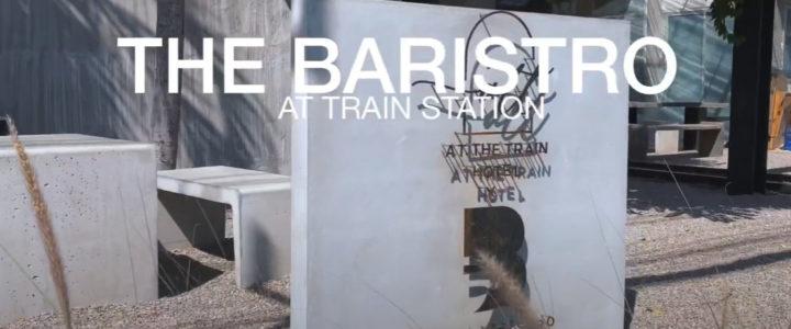 The Baristro at Train Station, Chiang Mai